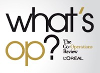 L'OREAL NEWSLETTER WHAT'S OP